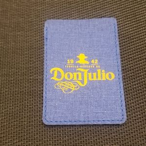 Don Julio Branded Card Phone Wallet